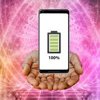 Hay una aplicación para cargar el móvil con energía reiki y lo mejor son sus comentarios