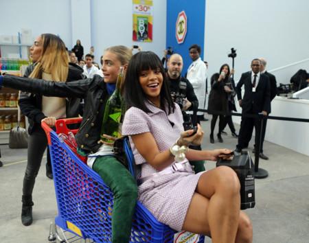 Rihanna icono moda