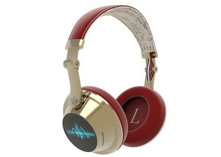 Debussy, el curioso auricular autónomo que tiene una pantalla táctil integrada