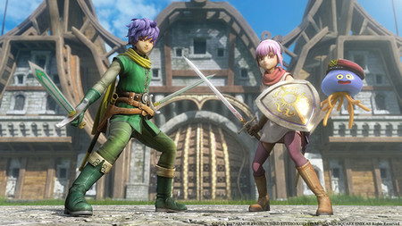 Ya está disponible la demo de Dragon Quest Heroes II para PS4