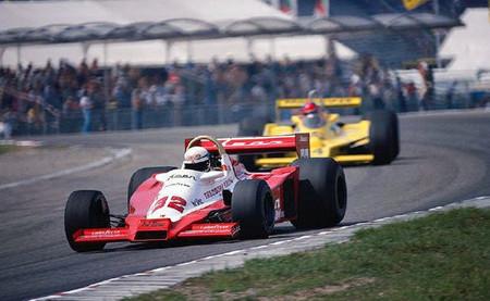 Wolf WR3 - Theodore Racing - Keke Rosberg 1978