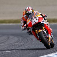 Dani Pedrosa volverá a subirse a su MotoGP en el Gran Premio de la Comunidad Valenciana