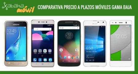Comprar el móvil más barato y no tirar el dinero es posible con esta selección de 18 smartphones low cost