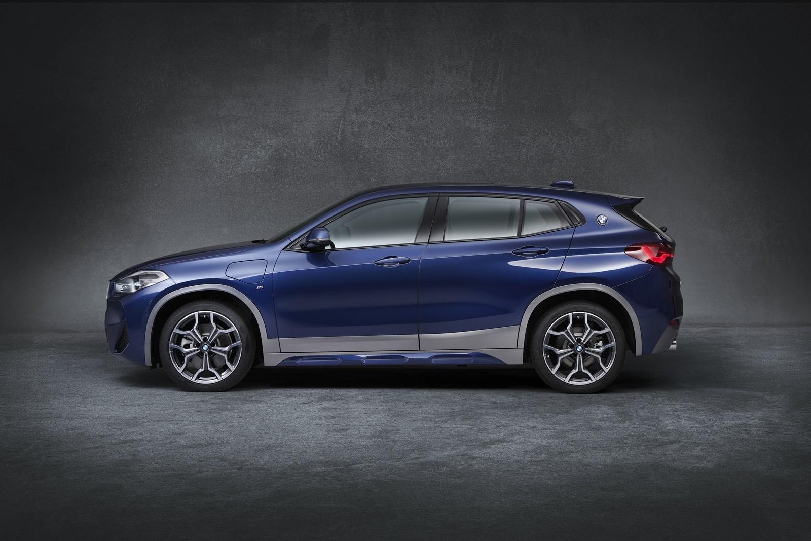Foto de BMW X2 xDrive25e 2021 (53/53)