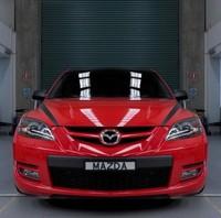 Galería completa del Mazda3 MPS Extreme
