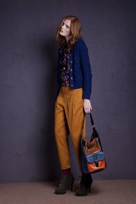Foto de Tendencias Otoño-Invierno 2011/2012: continúa la moda del color block (9/15)