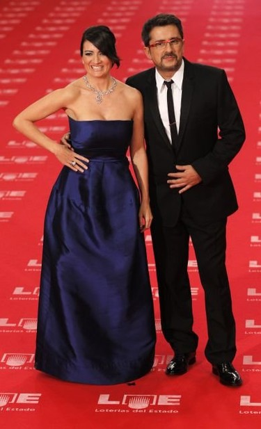 Andreu Buenafuente y Silvia Abril, otros orgullosos padres en este nuestro mundo