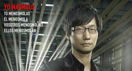 Kojima da algunos detalles sobre 'Metal Gear Solid 5' y cómo empezó a gestarse la idea
