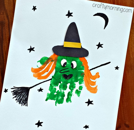 Manualidades Halloween Ninos 31