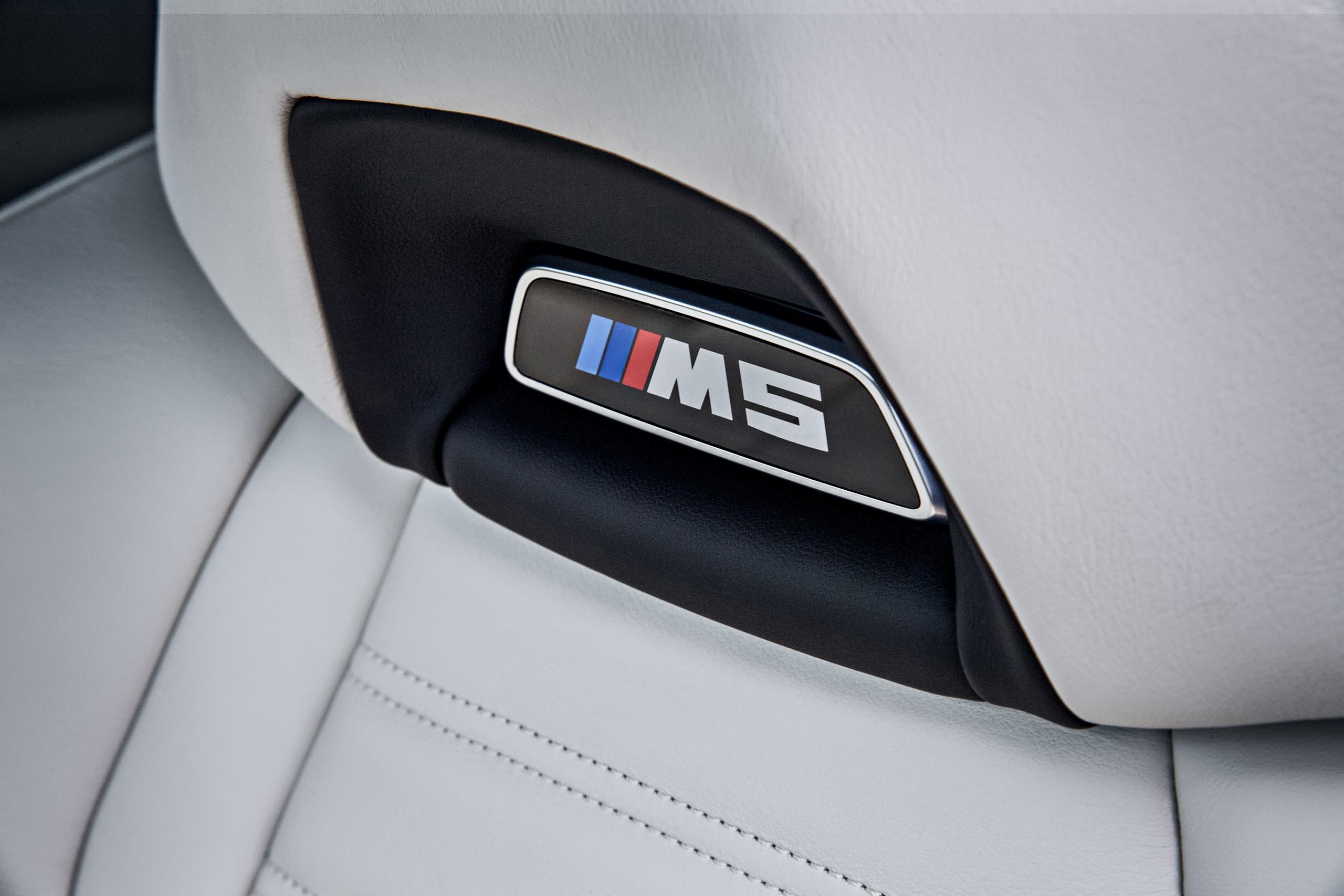 Foto de BMW M5 First Edition 2019 (18/19)