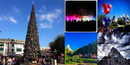 Disneyland, el lugar más popular en Instagram