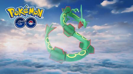 Pokémon GO: cómo conseguir a Rayquaza en el evento Celebración de la Región de Hoenn
