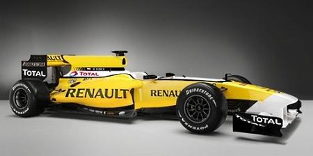 ¿Volverán los colores de guerra de Renault F1 con el Renault R30?