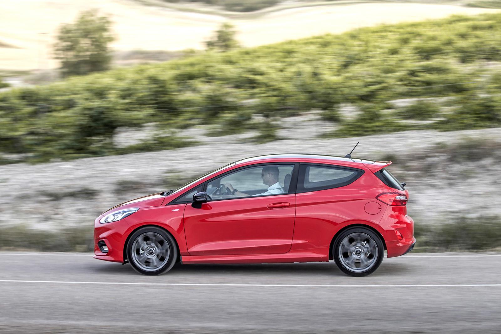 Foto de Ford Fiesta 2017, toma de contacto (15/192)