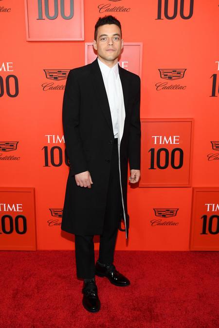 Rami Malek Time 100 Gala 2019 Red Carpet Alfombra Roja