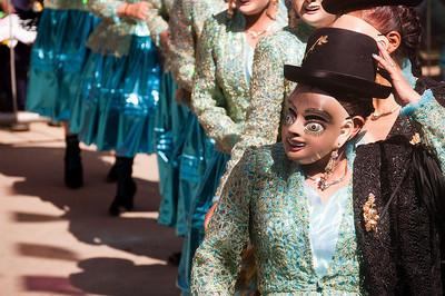 Carnavales 2012: algunas propuestas