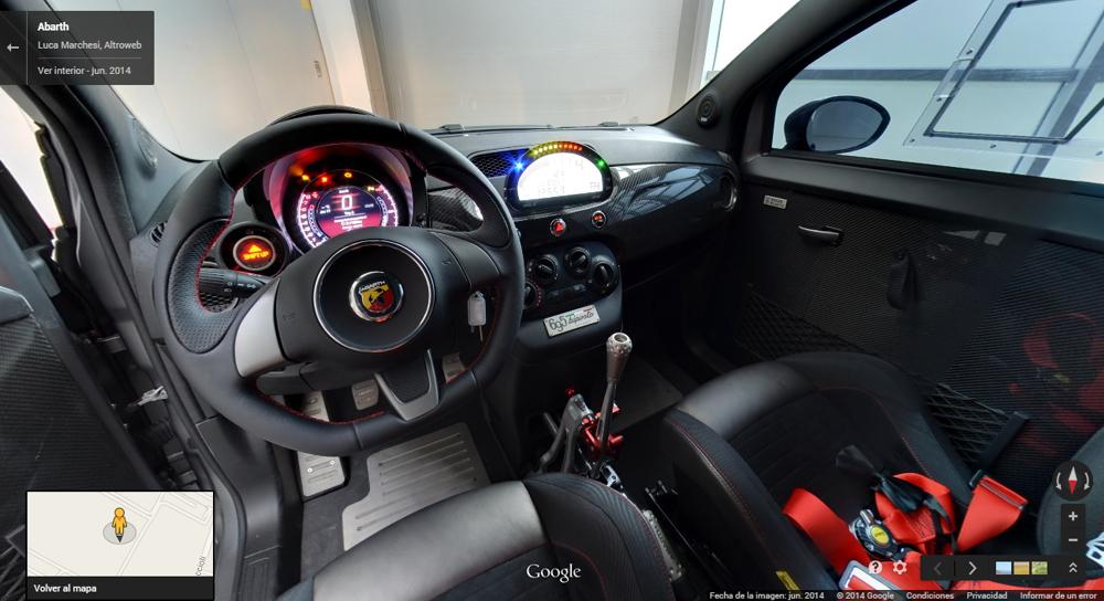 Foto de Paseo virtual por las oficinas Abarth (11/11)