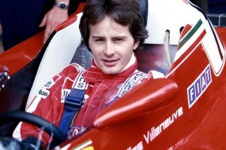 Villleneuve Ferrari F1 1982