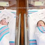 Dos bebés nacidos en el mismo hospital con 18 horas de diferencia se llaman, casualmente, Romeo y Julieta