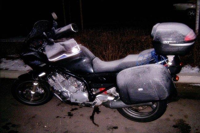 Lucas moto