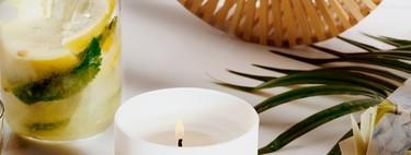 Nueve velas con fragancias fresquitas para que la casa huela a verano y vacaciones