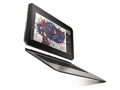 HP anuncia el convertible HP ZBook x2 que llega para plantar al Surface Pro por potencia y prestaciones
