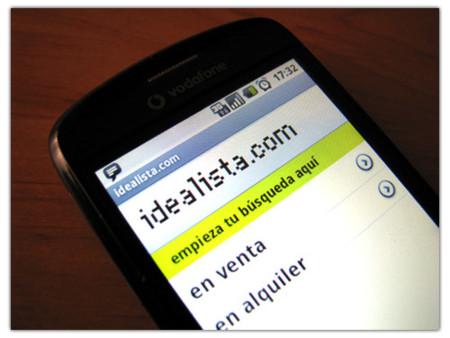 idealista.com desarrolla un buscador de viviendas para Android