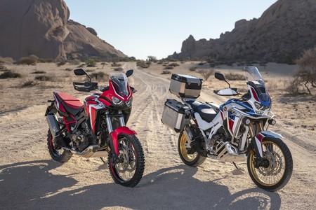La nueva Honda CRF1100L Africa Twin ya tiene precio, y va desde los 14.800 a los 19.600 euros