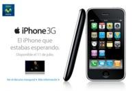 Movistar empieza su campaña del iPhone con MMS y correos a los registrados