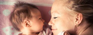 Cuando mamá está feliz, las ondas cerebrales de ella y su bebé se sincronizan, aportando grandes beneficios para ambos