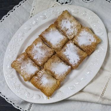 Receta de fardalejos: el hojaldre relleno de mazapán típico de La Rioja que hará las delicias de todos los golosos