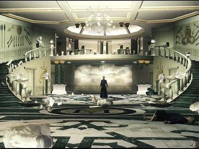 Nuevas imágenes de The Matrix: Path of Neo