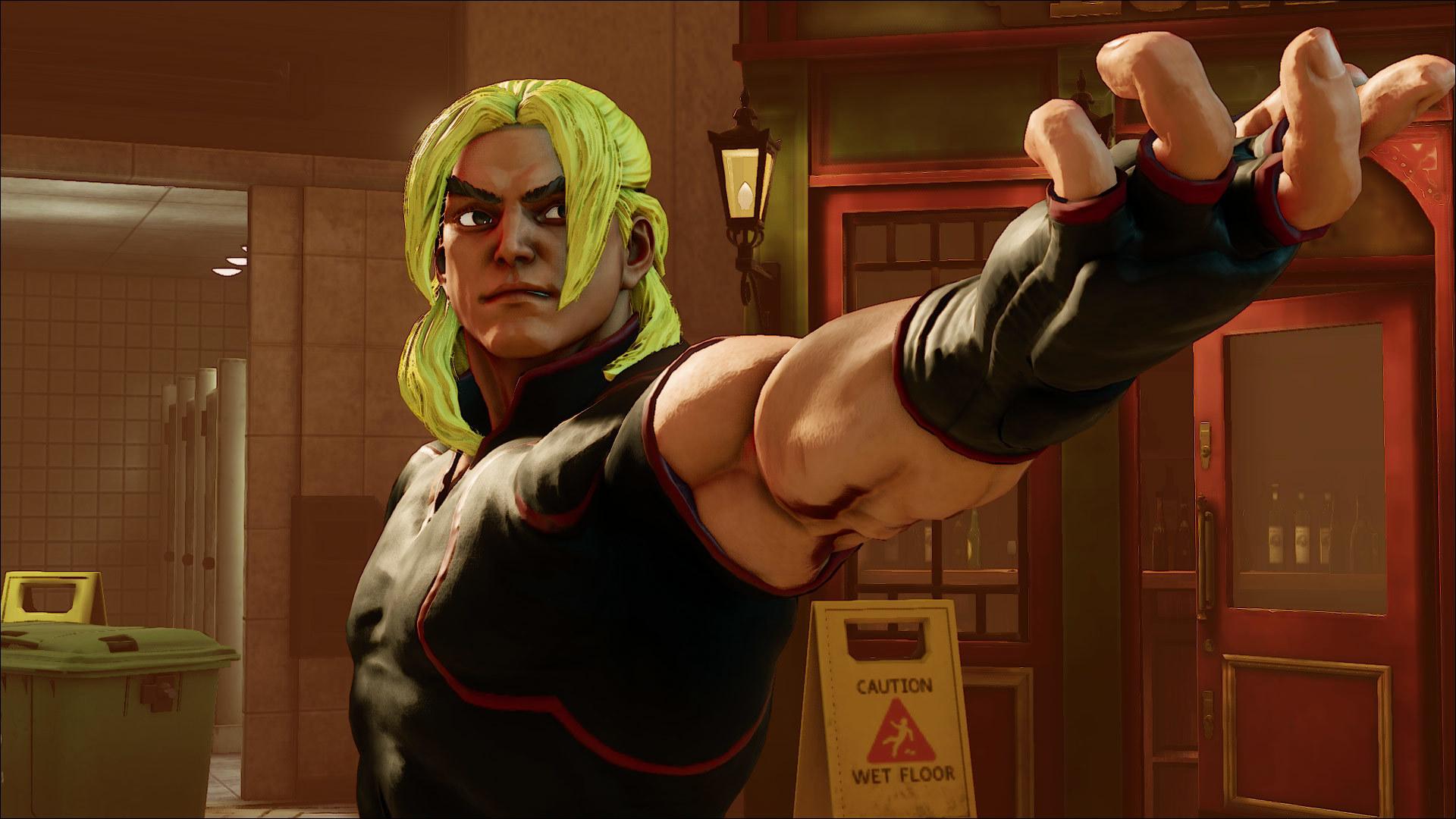 Foto de Ken en Street Fighter V (4/13)
