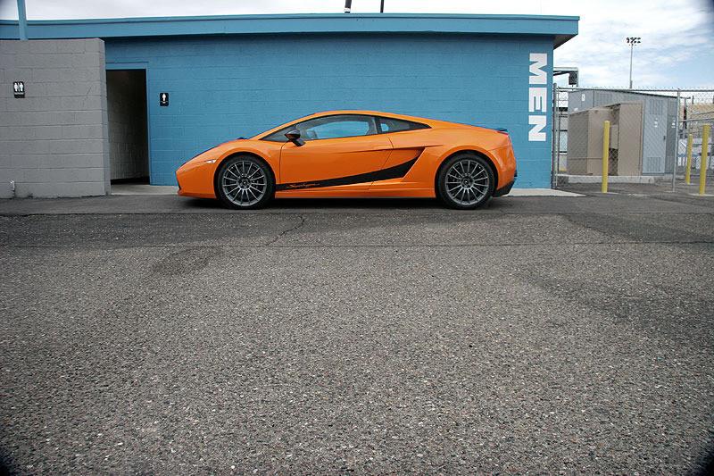 Foto de Lamborghini Gallardo Superleggera Naranja (10/19)