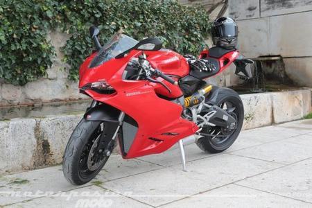 Ducati 899 Panigale, prueba (valoración, ficha técnica y galería)