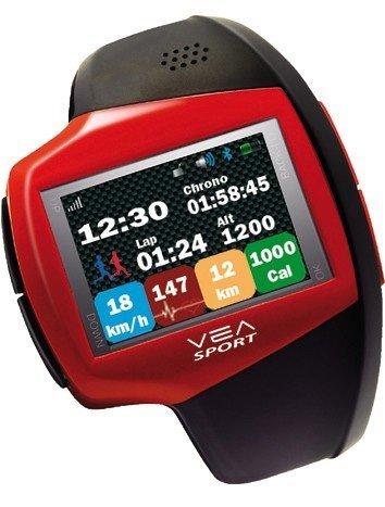 VEA Sportive, un reloj completo para deportistas