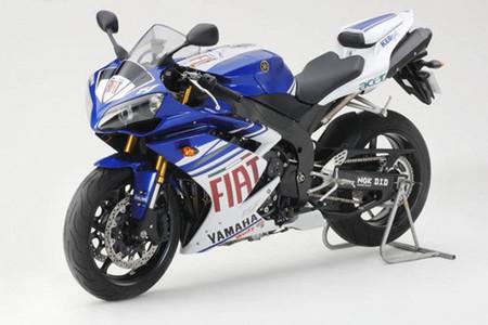 Yamaha R1 y R6 convertidas en M1