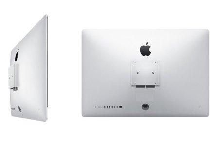 Apple apuesta por unos iMac con soporte VESA
