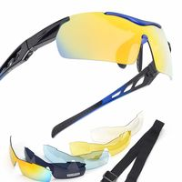 Cupón de 6 euros de descuento en las gafas de sol polarizadas HiHiLL con 5 lentes intercambiables en Amazon
