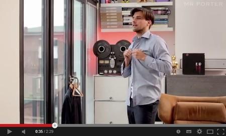 Todos atentos: Johannes Huebl desvela las claves de su estilo
