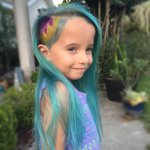 ¿Permitirías a tu hija o a tu hijo llevar el pelo como un unicornio?