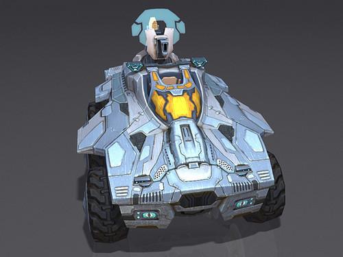 Foto de MMO de 'Halo' concept art (8/29)