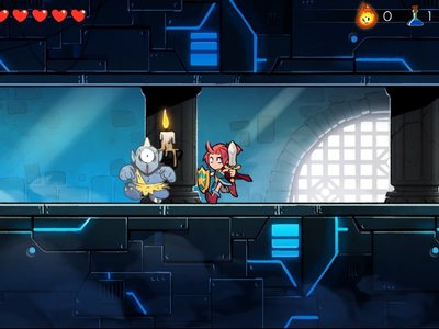 Wonder Boy: The Dragon's Trap permitirá jugar con su protagonista original o con Wonder Girl