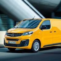 La Opel Vivaro-e es una furgoneta eléctrica de hasta 330 km de autonomía con tres carrocerías y dos baterías a escoger
