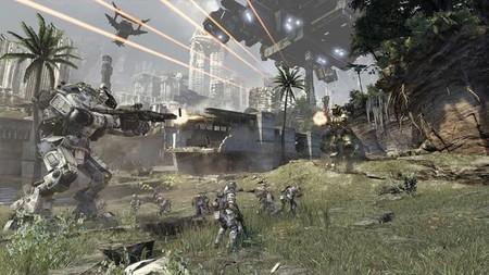 Bajonazo: el máximo de jugadores por partida en 'Titanfall' será de doce