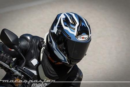 Suomy SR Sport, prueba: en marcha y galería de fotos