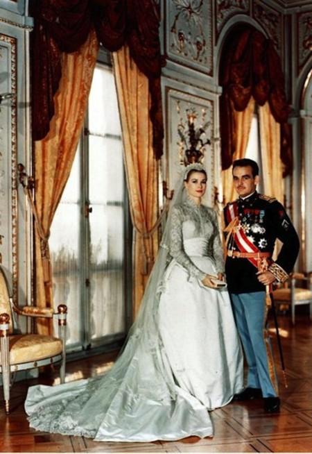 14 de los mejores vestidos de novia de famosas de todos los tiempos