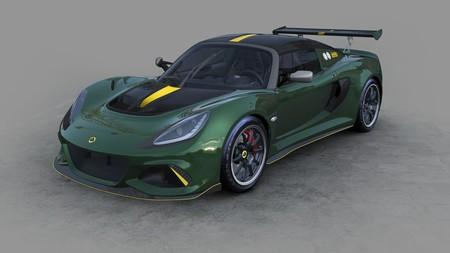 El Lotus Exige más extremo y exclusivo se llama Cup 430 Type 25 y sólo se fabricarán 25 unidades