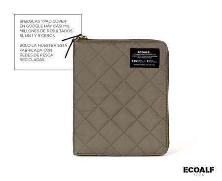 Ecoalf Apple iPad funda