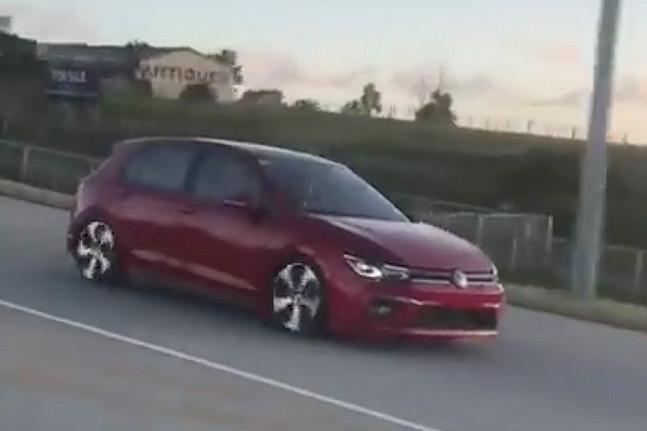 ¡Espiado! El Volkswagen Golf 2020 no se escapa de los paparazzi